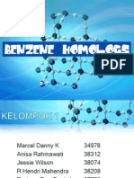 1 Benzene Homologs