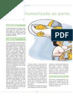 Atenção Humanizada Ao Parto (Parto Amamentação Gestação Cesária Cesariana Obstetricia Gravidez)