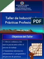 Taller de Prácticas Profesionales