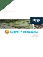 Proyeksi Kebutuhan Pangan Kabupaten Purwakarta Tahun 2015