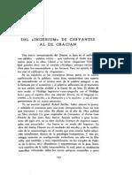 Cervantes e Gracian