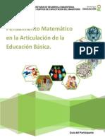 Pensamiento Matemático en La Articulación de La Educación Básicaabc