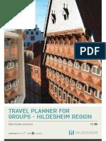 TRAVEL PLANNER FOR GROUPS – HILDESHEIM REGION