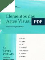 Elementos Das Artes Visuais