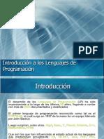 Introducción a Los Lenguajes de Programación (2)