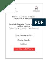 Ciencias Naturales - Módulo 1 2011 (1)