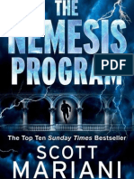The Nemesis Program by Scott Mariani - Extract