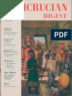 Rosicrucian Digest, August 1954