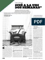 Entrevista a Rodolfo Carter