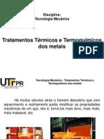 Aula 5 - Tratamento Térmico e Termoquímico Dos Metais