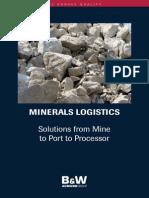 Bw Minerals Logistics