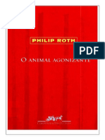 Animal Agonizante Philip Roth