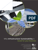 Infrastructure Sustainability Guideline