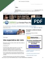 405262Gmail - La Verdad Para Hoy_Una Expectativa Del Cielo_Colosenses 3y1