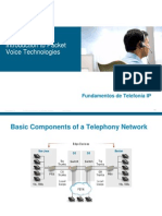 01.- Introduction to Packet Voice Technologies