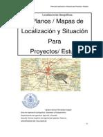 Leccion6.Planos Mapas Localizacion Situacion Proyectos Estudios