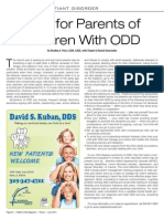 Jun14 Opposition Defiant Disorder