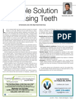 Jun14 Dental Implants