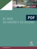 CICR Mision y Accion