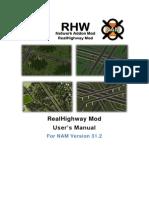 RHW Users Manual
