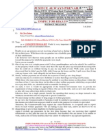 20140603-G. H .Schorel-Hlavka O.W.B. to Mr Tony Abbott PM- Re Welfare Payments Issues-etc
