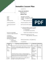 Assignment Math - Measurement 2