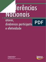 AVRITZER - Conferências Nacionais