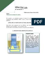 Cotizacion Dinaplast Linea Manual