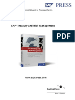 Treasury and Risk Management Sample