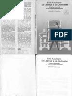 De Ledoux a Le Corbusier-Emil Kaufmann.pdf