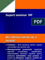 Management de Proiect -Seminar