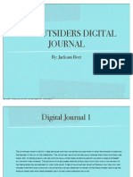 outsiders digital journal 2
