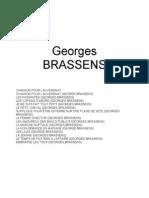 Cancionero Brassens