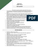 Grade-8 curriculum guide