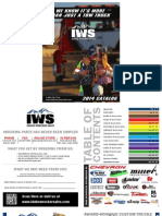 2014 IWS Company and Product Catalog
