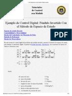 CTM_ Ejemplo de Control Digital_ Péndulo Invertido.pdf