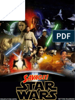 Savage Star Wars 123