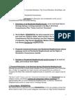 May 30 Elimination of Residential Neighborhoods
