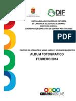 Album Fotografico Febrero 2014