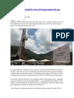 YPFB Espera Descubrir Unos 10 Megacampos de Gas Hasta 2017