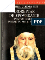 Parinete Cleopa - Indreptar de Spovedanie