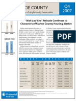 2007 4th Quarter Washoe County Report
