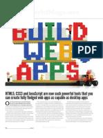 Build Web Apps