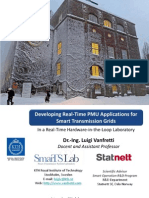 PMU for SmartPMU for Smart  Grid