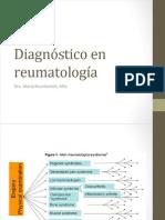1. Dx en Reumatología