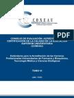 Tomo VI Estandares Farmacia y Bioquimica Tecnologia Medica y Ciencias Bio