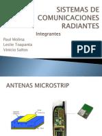 Sistemas de Comunicaciones Radiantes