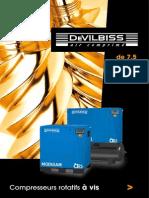070 Compresseur a Vis Modulair de 75 a 40 Cv