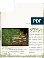Roots Youth Parent Newsletter {Issue 01 . May 2009}