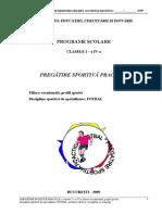 11 - FOTBAL - cls. 1-4